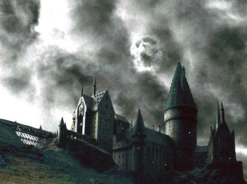 Hogwarts castillo