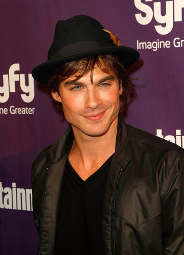 Ian Somerhalder @ Entertainment weekley party