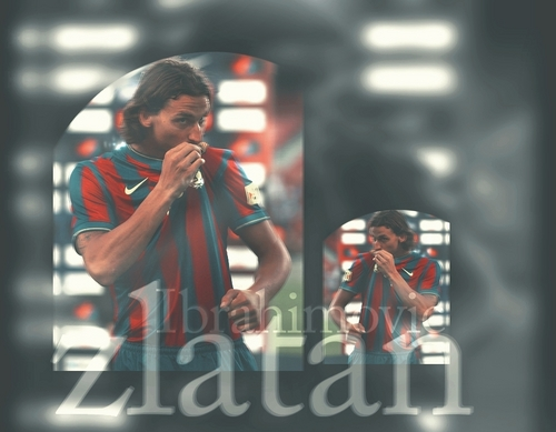 Zlatan Ibrahimovic wallpaper titled Ibra Barca
