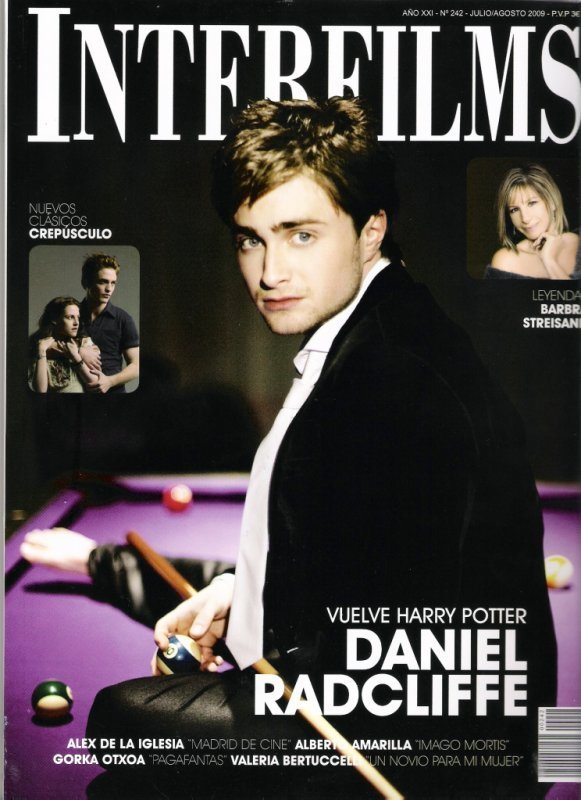 daniel radcliffe webby awards. Interfilms [Spain] - Daniel