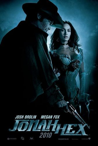 JONAH HEX movie poster!!!!!!!!