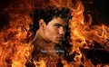 Jacob Hot as Fire - twilight-series photo