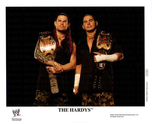 Jeff and Matt Hardy - the-hardys Photo