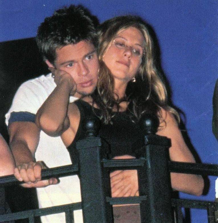 Jen & Brad - Jenni...