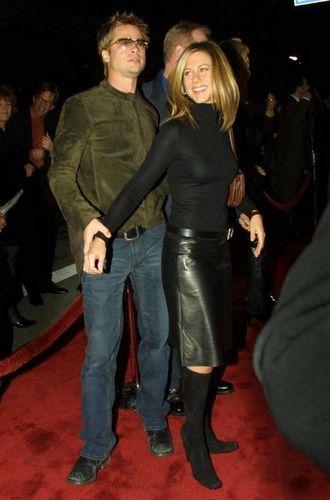 Jen & Brad