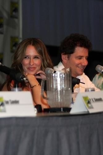 Jennifer @ 2009 Comic-Con