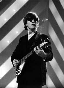John Lennon at Londres Palladium