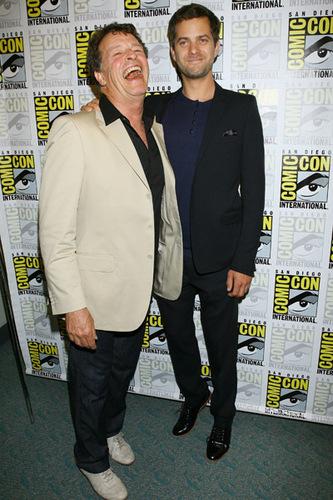 John Noble & Josh Jackson @ Comic-Con