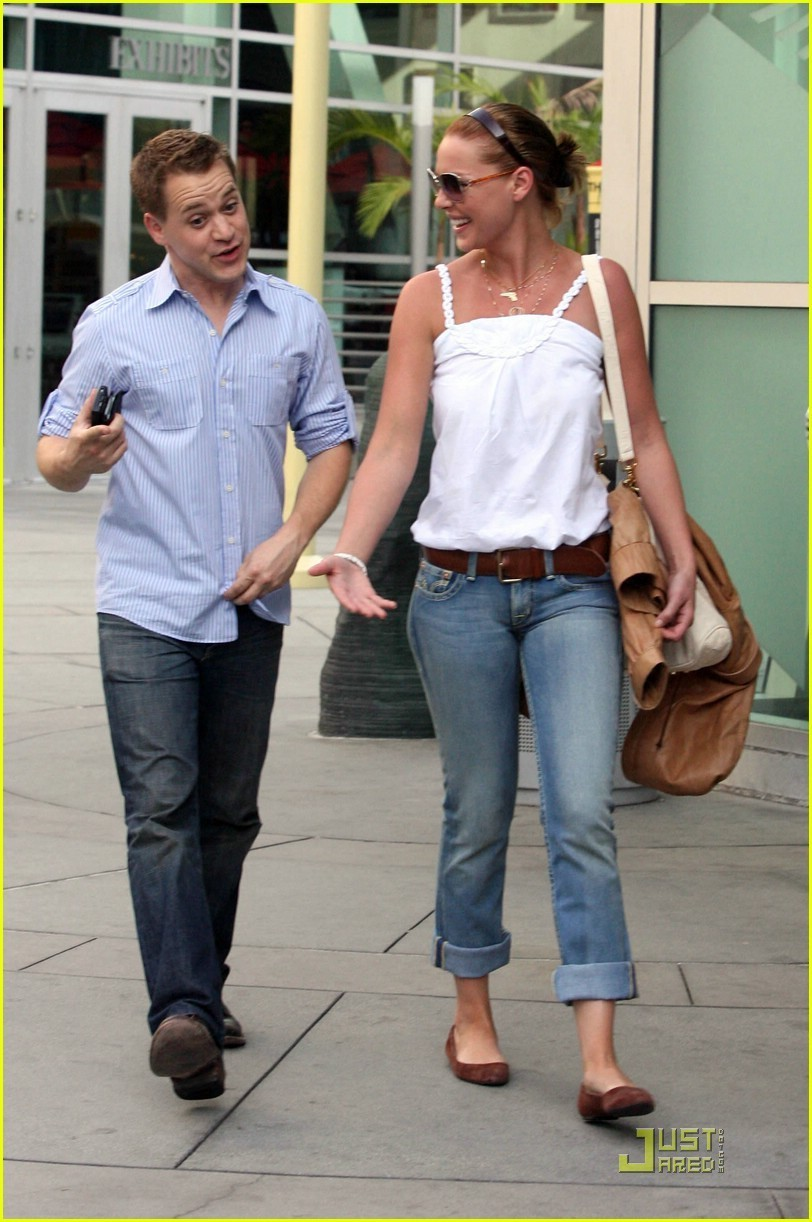 Katherine in Hollywood - katherine-heigl photo