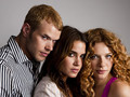 Kellan , Nikki and Rachelle (comic-con) - twilight-series photo
