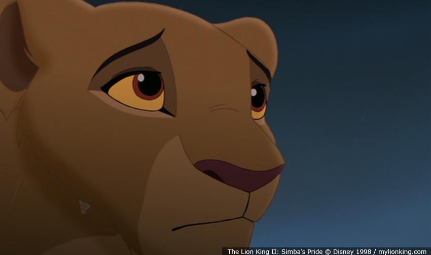 The Lion King Kiara