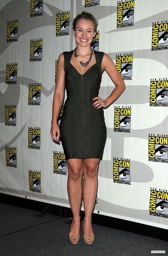 Kristen ベル @ Comic Con