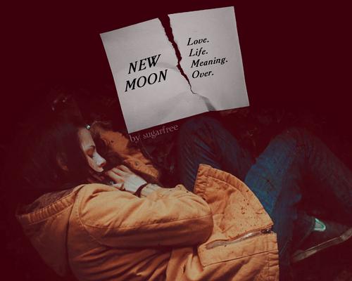 Kristen- New Moon