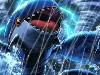 Legendary Pokemon wallpaper entitled Kyogre