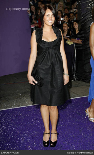 Lacey Turner at the 2007 British TV Soap Awards