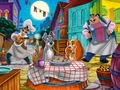 Lady and the Tramp fondo de pantalla