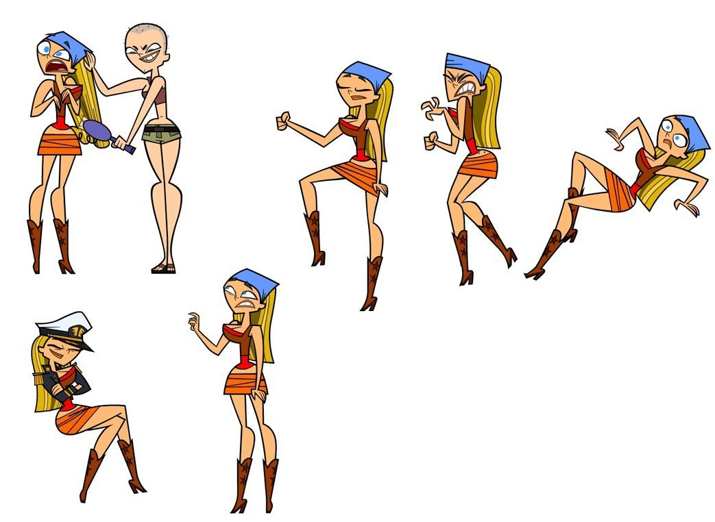 You Lindsay total drama island what words