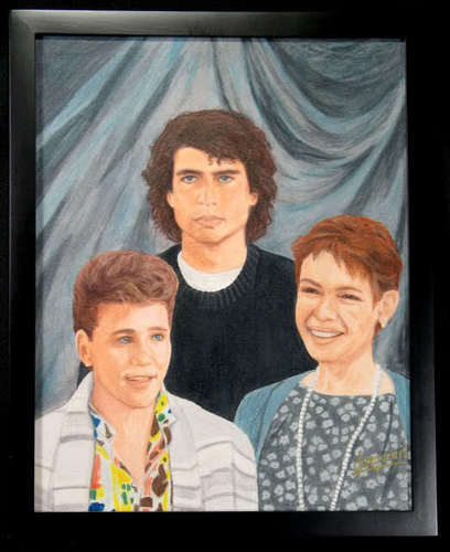 Lost Boys Portrait