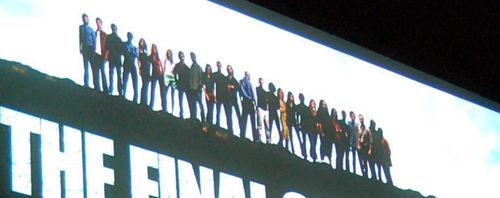 Остаться в живых Season 6 Poster Shown at Comic Con