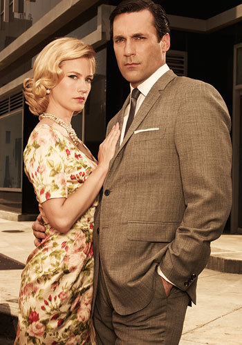 Mad Men Season 3 Promo Fotos