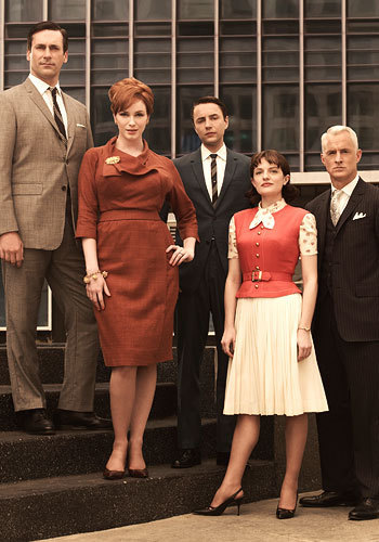 Mad Men Season 3 Promo foto's