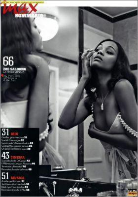 Max Magazine Italy(June 2009)