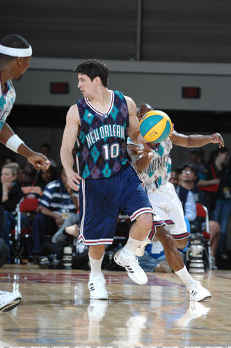 McDonald's All-Star Celebrity Game (Feb. 15. 2008) <3
