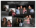 Meeting Def Leppard