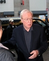 Michael Caine Greeting Fans - michael-caine photo