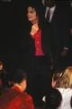 Michael Donates To Sarajevo, 1992 - michael-jackson photo