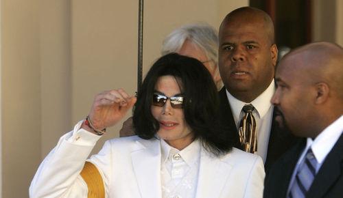 Michael Jackson through the years
