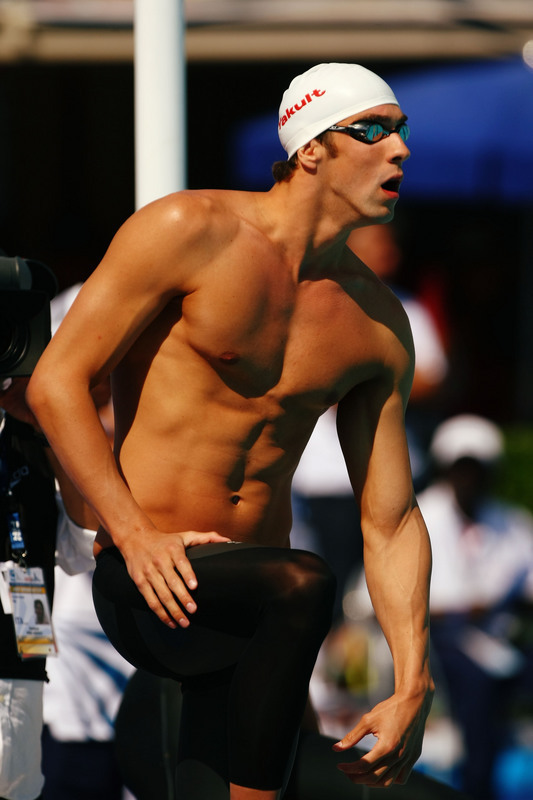 Michael Phelps (Roma09)