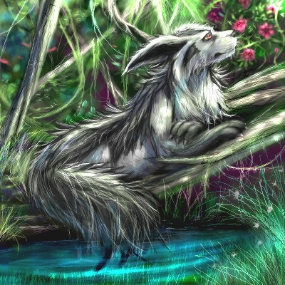 Pokémon wallpaper called Mightyena