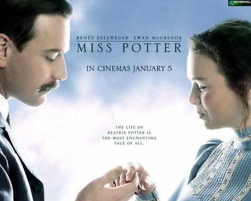 Miss Potter - hình nền