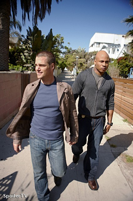 NCIS: Los Angeles - Promotional Photo