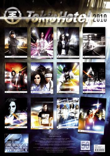 New 2010 Calendar!! ♥♥♥