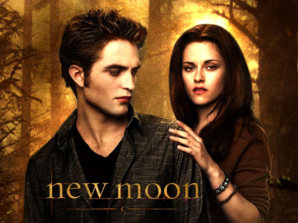 new moon free online book