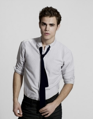 The Vampire Diaries wallpaper possibly containing a well dressed person and a dress shirt titled New Paul Wesley Photoshoot