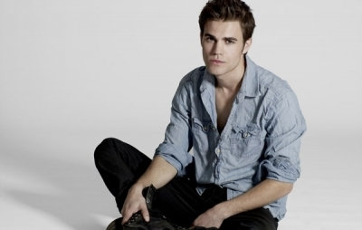 The Vampire Diaries wallpaper possibly with a well dressed person, a leisure wear, and an outerwear called New Paul Wesley Photoshoot