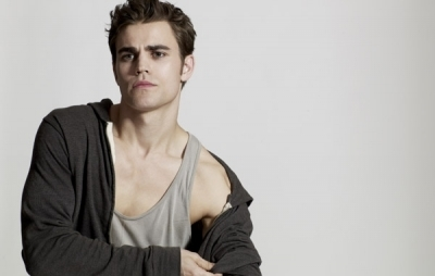 New Paul Wesley Photoshoot