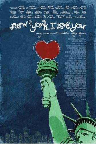 New York, I l'amour toi Poster