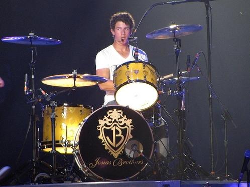 Nick in Detroit. World Tour 2009.