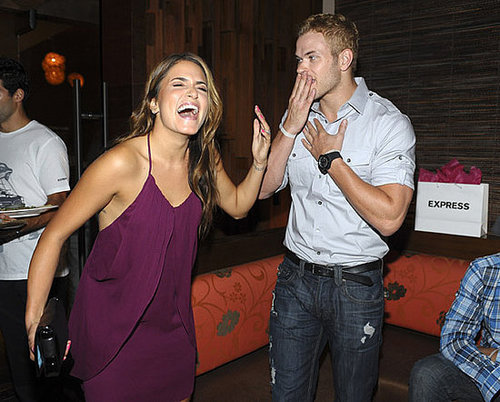 Nikki and Kellan