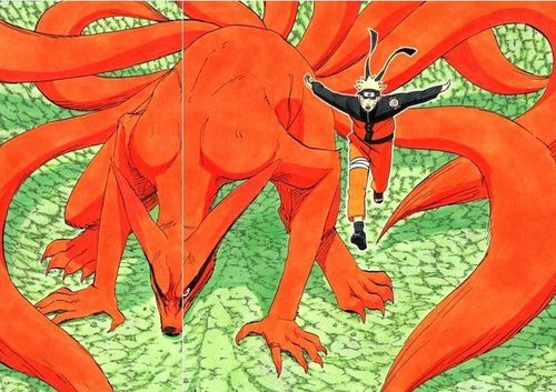 Nine-Tailed Demon raposa