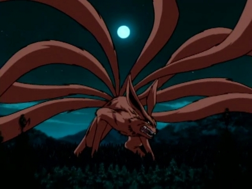 Nine-Tailed Demon volpe