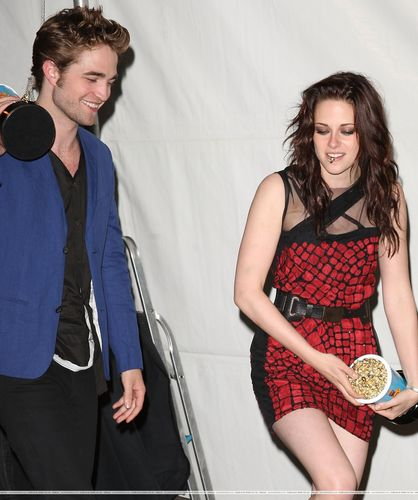 Not new, but still great : Robsten in MTV