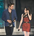 Not new, but still great : Robsten in MTV - twilight-series photo