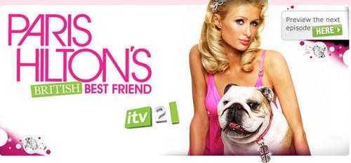 Paris Hilton's British Best Friend