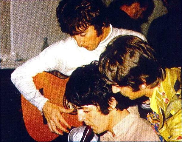 Paul, Ringo, John