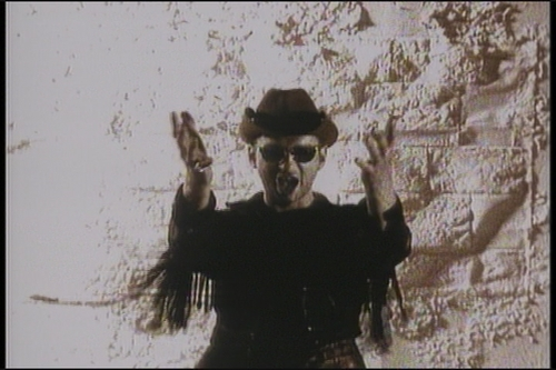 Personal Jesus music video - depeche-mode Screencap